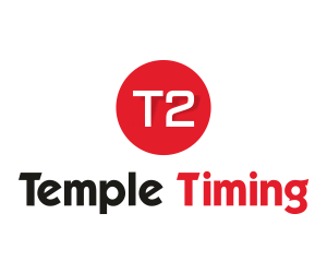 T2 Temple Timing